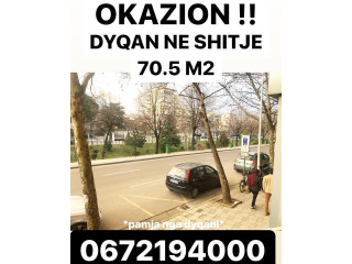 OKAZION!!!DYQAN BUZE RRUGE 2950€/M2